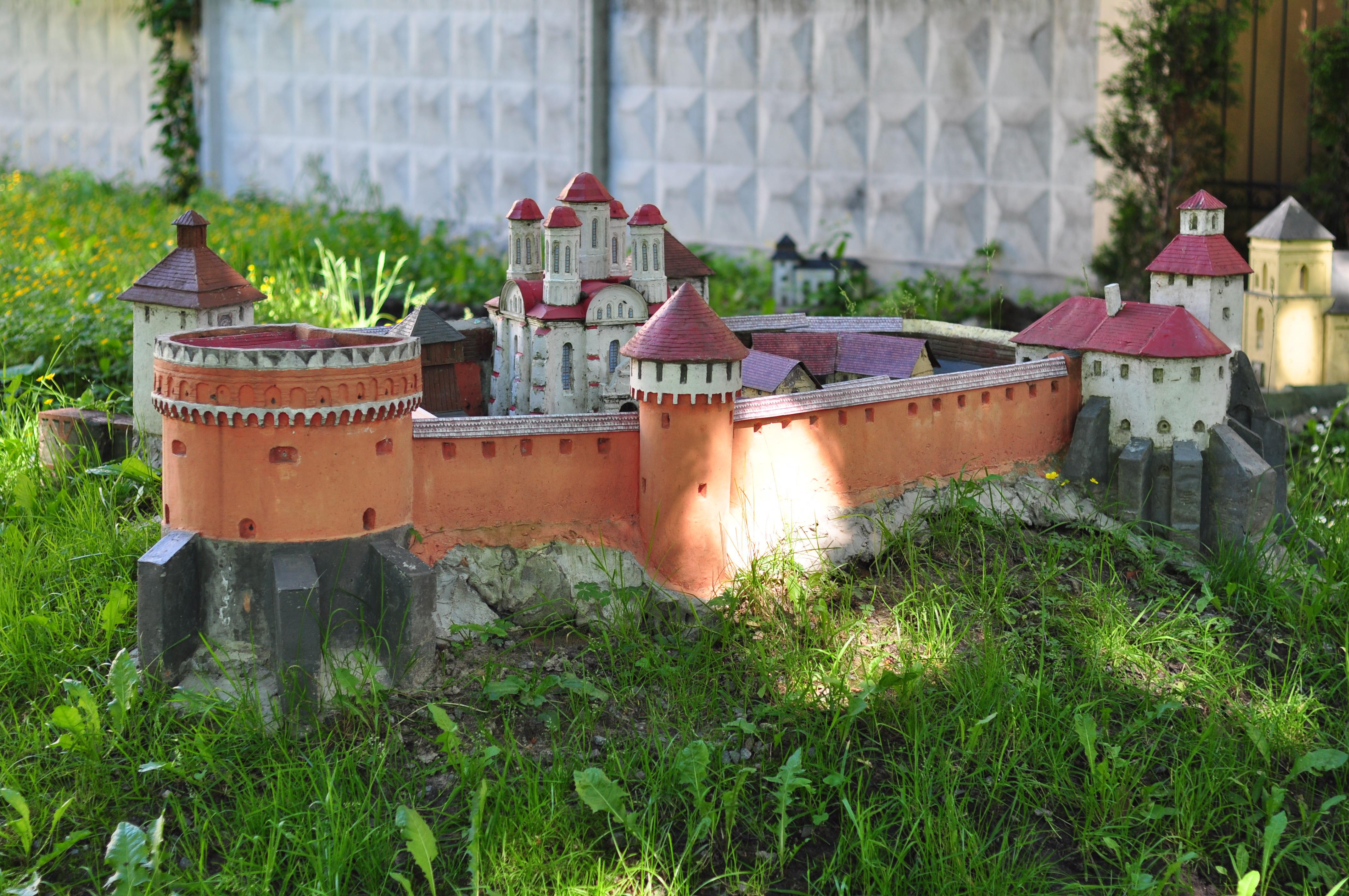 Замок в Остроге