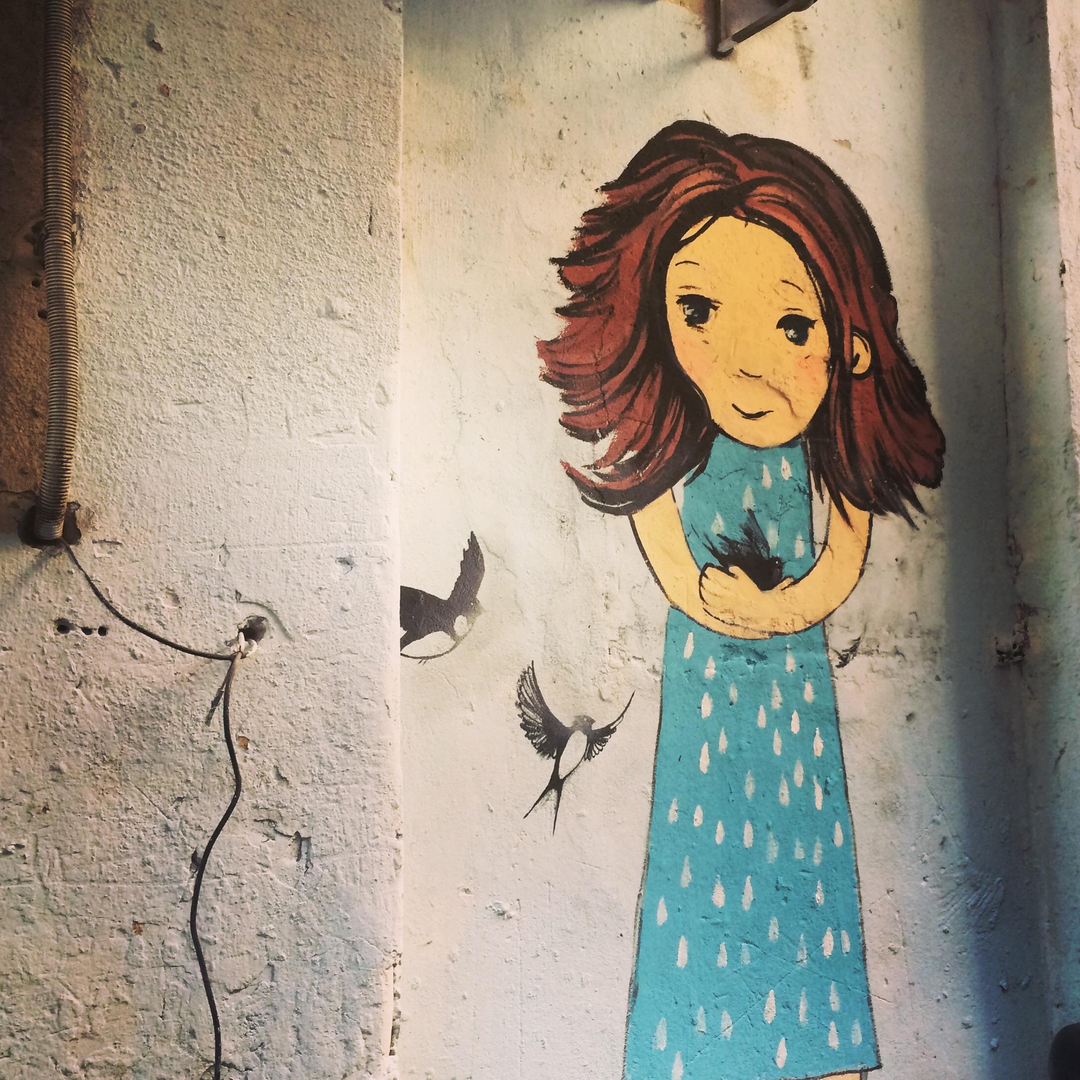 Львовские граффити