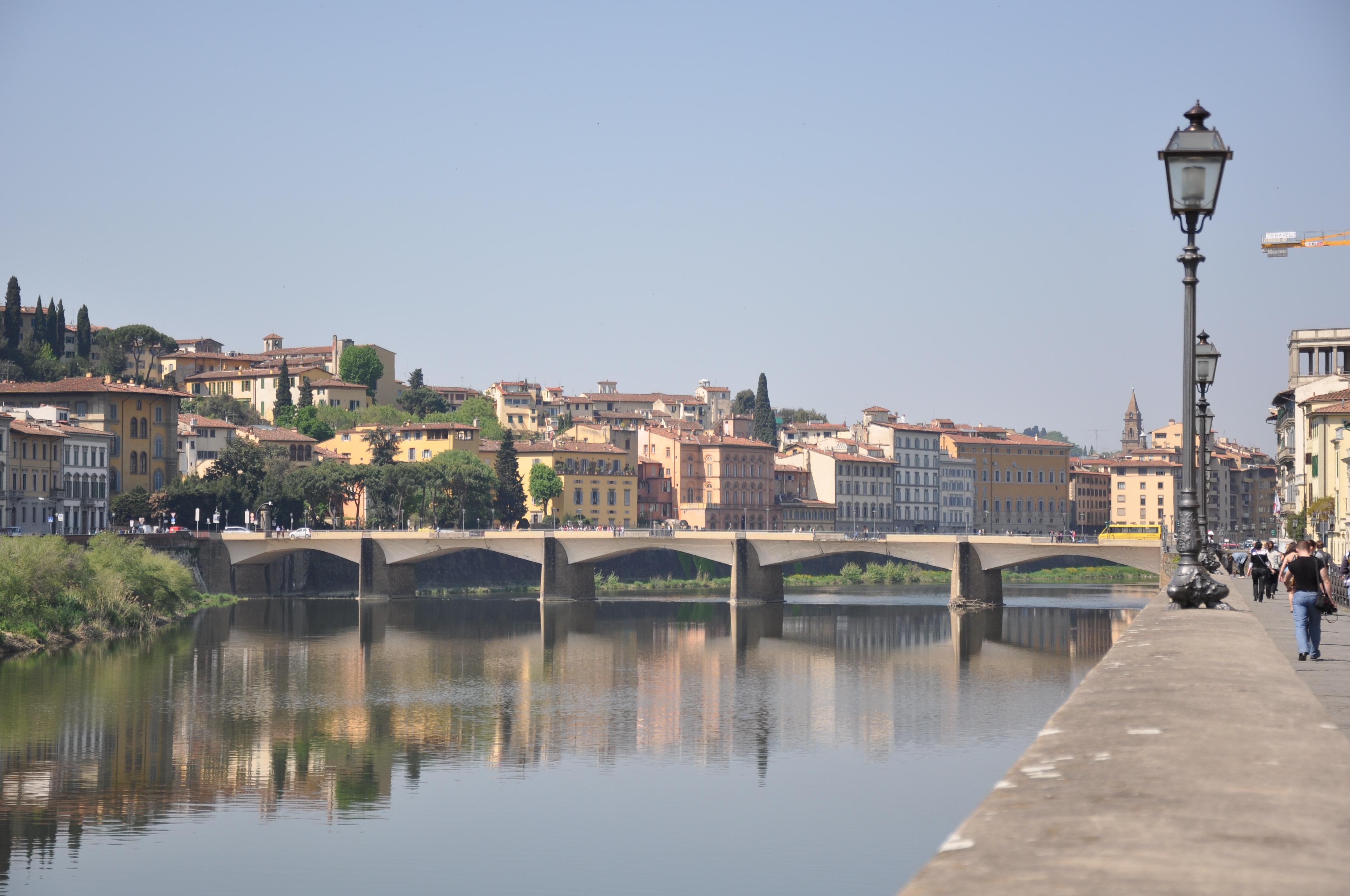 Флоренция - город-музей