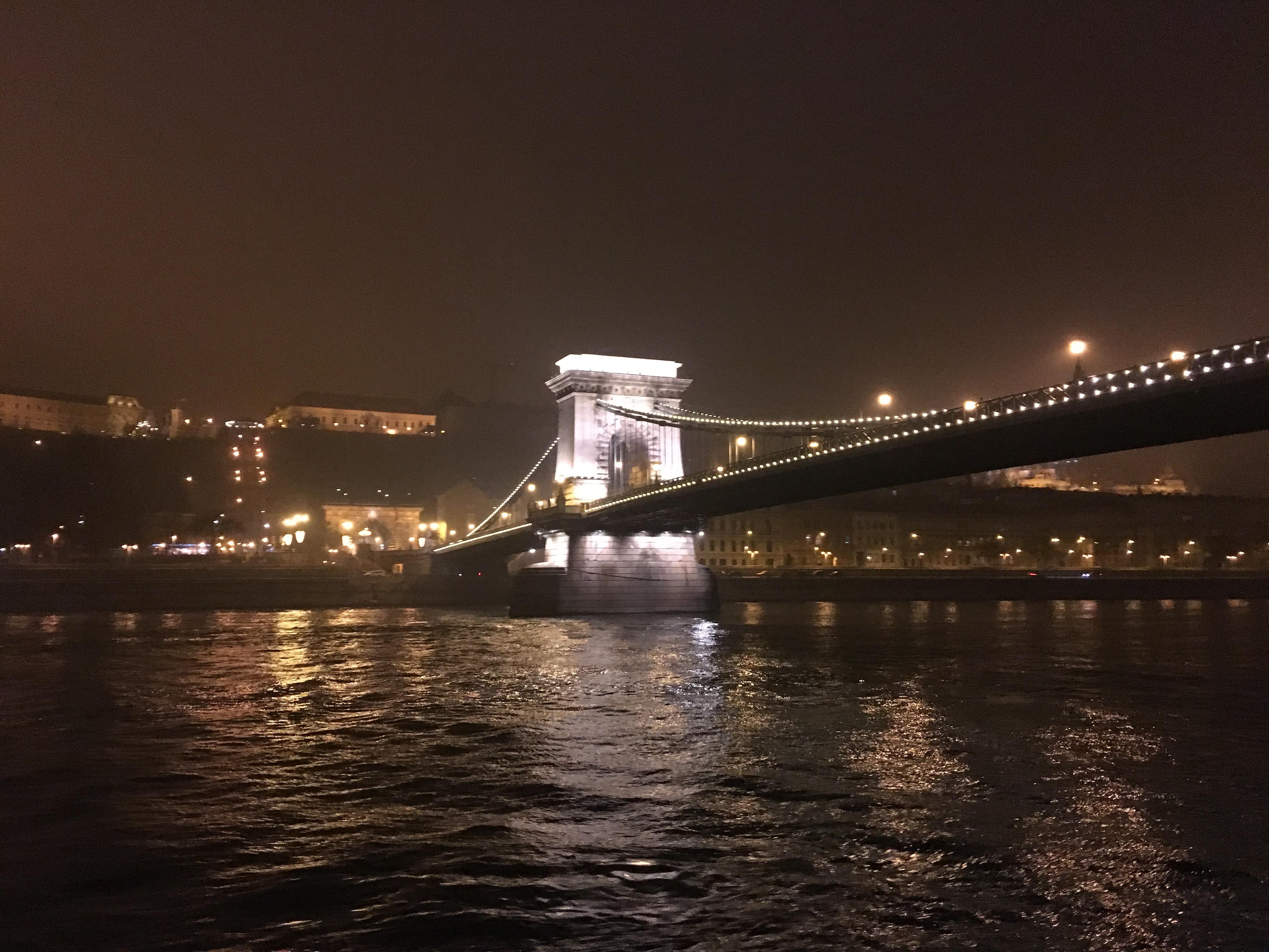 Символ Будапешта ланцюговий Сечені