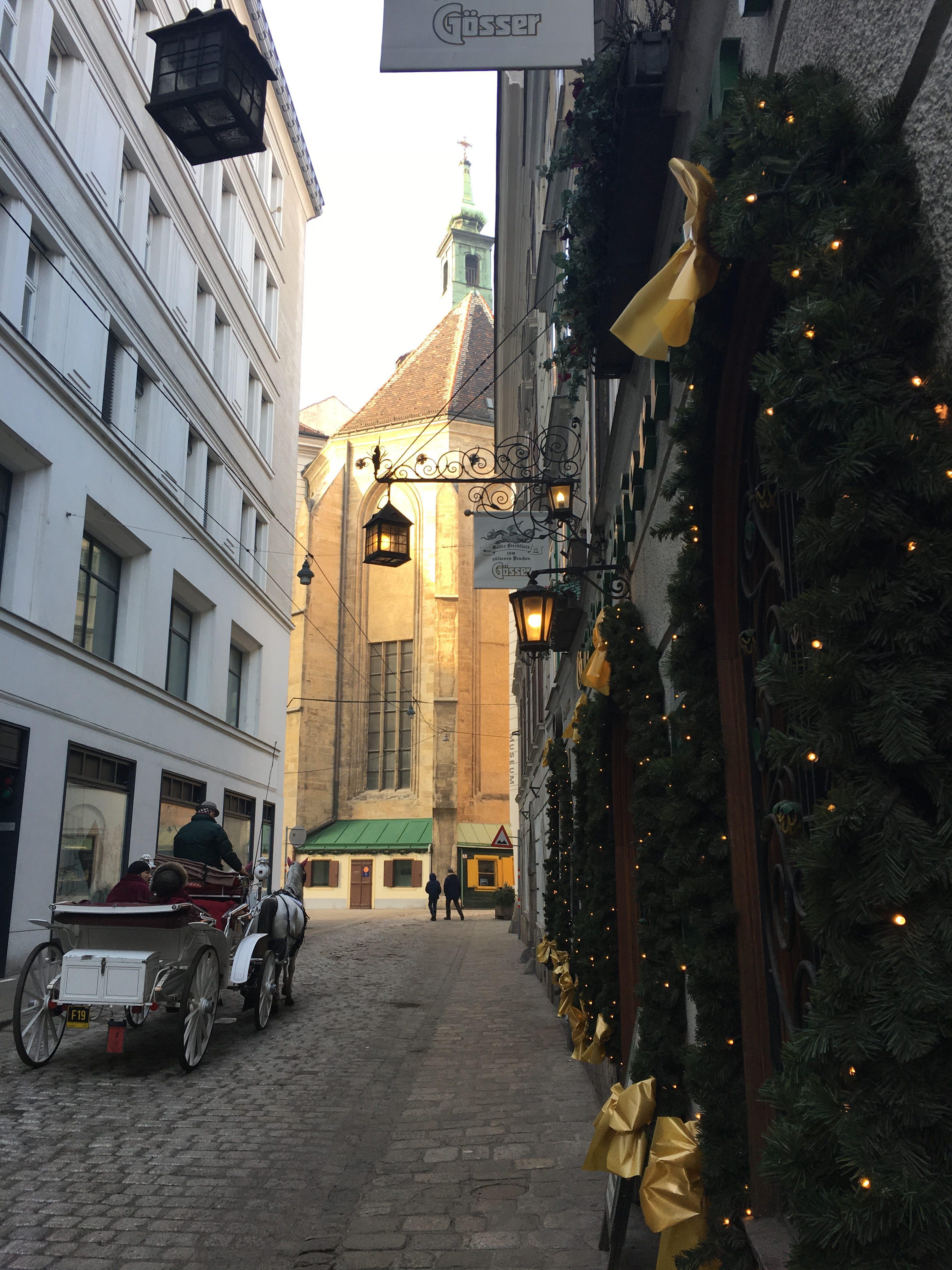 Вена. Австрия