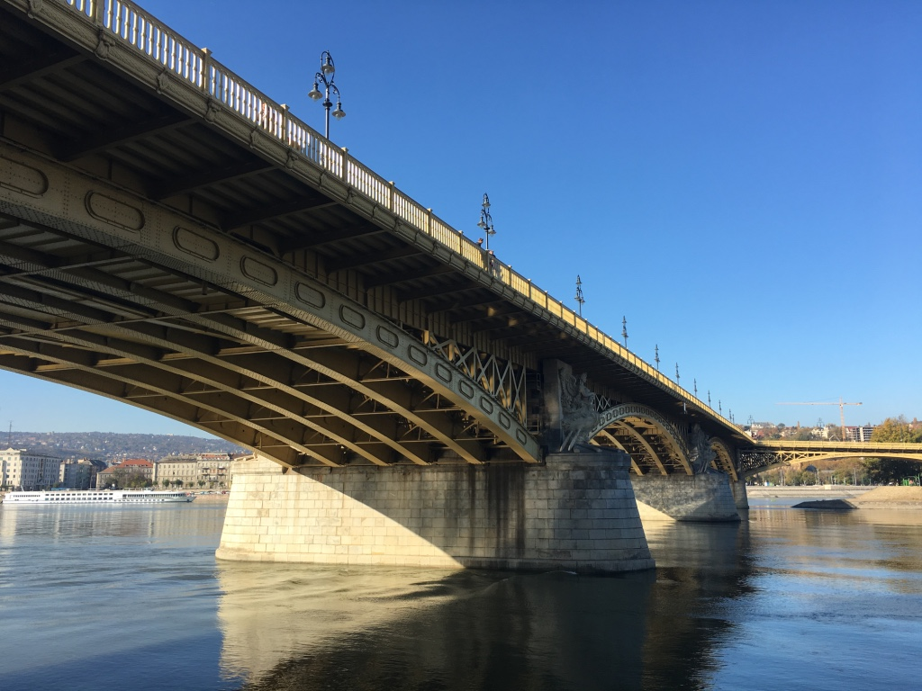 мост остров маргит