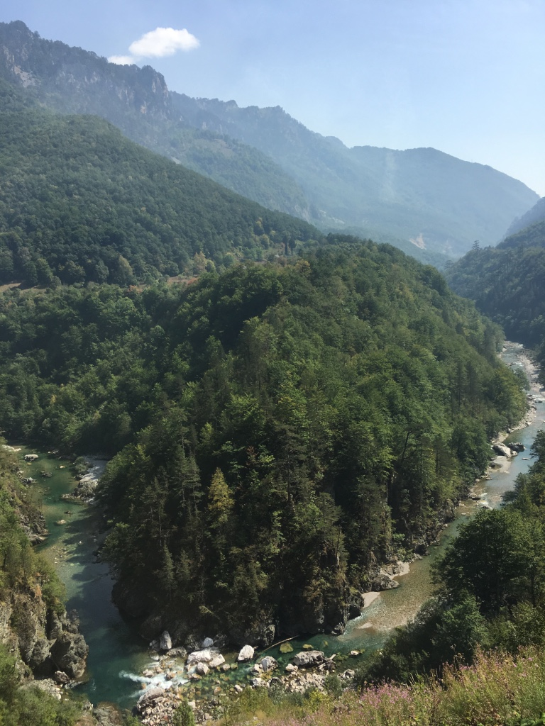 підкова річки Тара