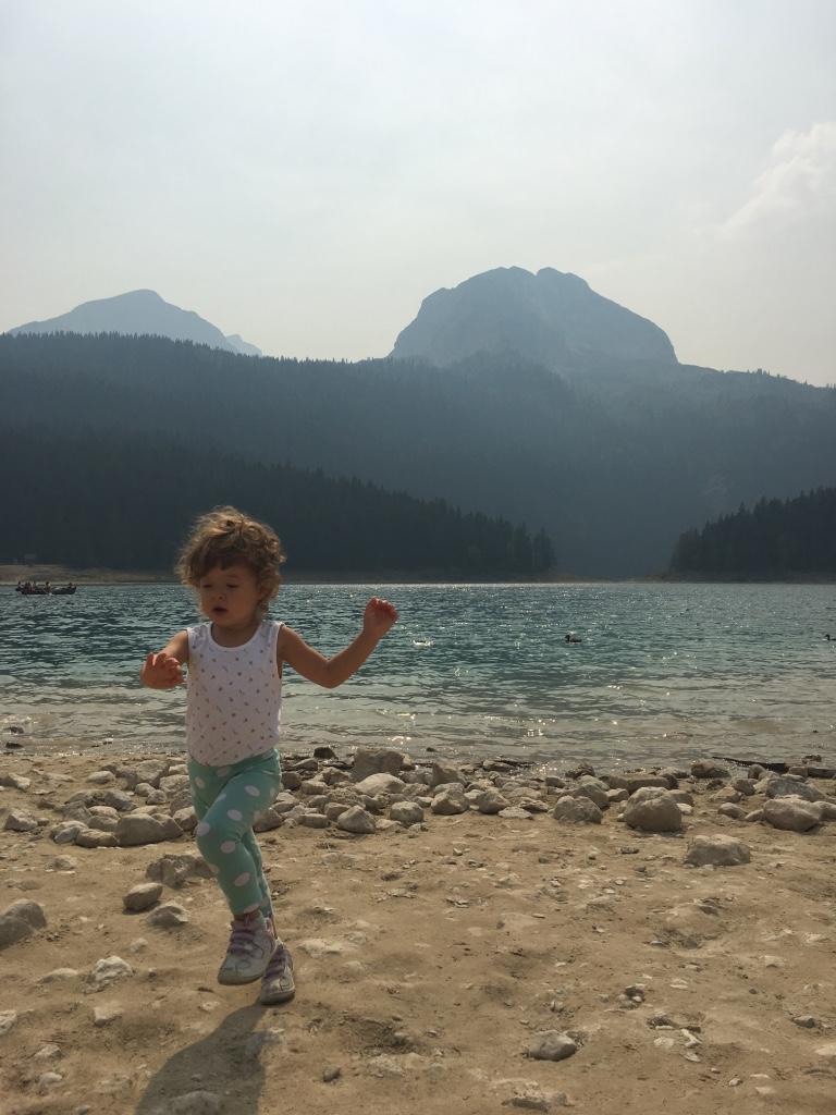 Черное озеро, Черногория
