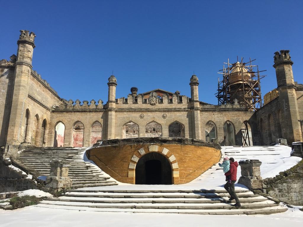 Мавританський палац Курісов, Одеса