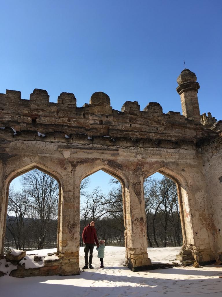 замок Курисов