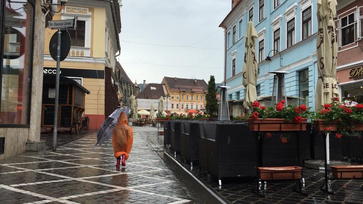 погода в Румынии