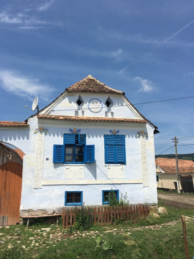 Деревня Вискри или деревня принца Чарльза