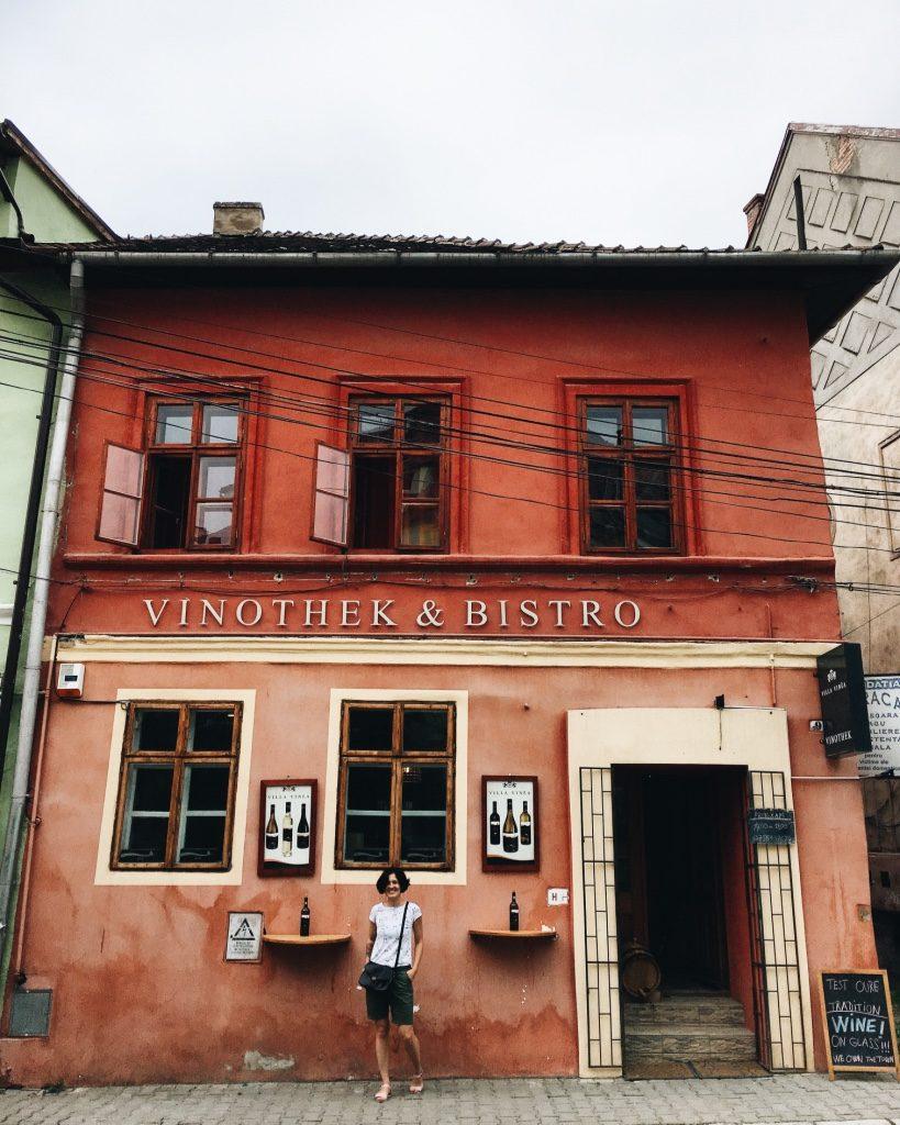 Сигишоара Румыния