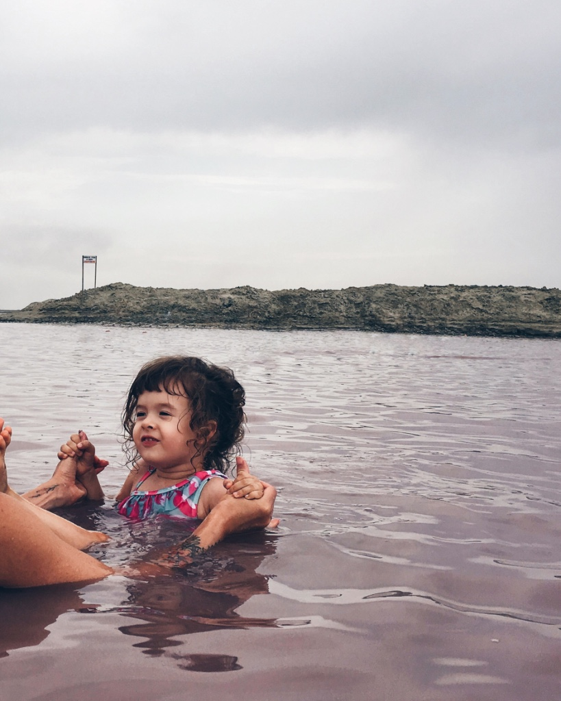 лечебные свойства розового озера