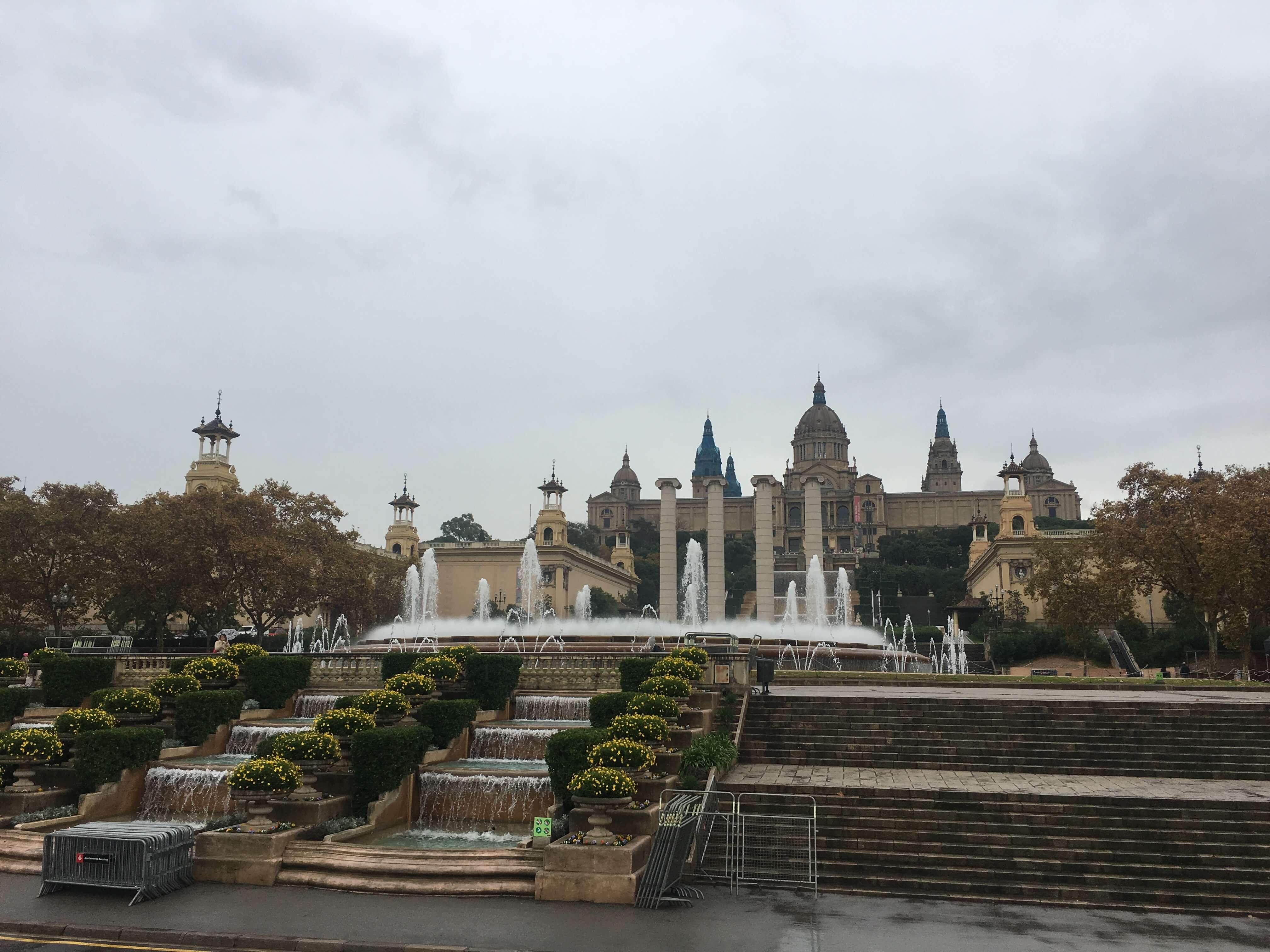 Национальный художественный музей Каталонии