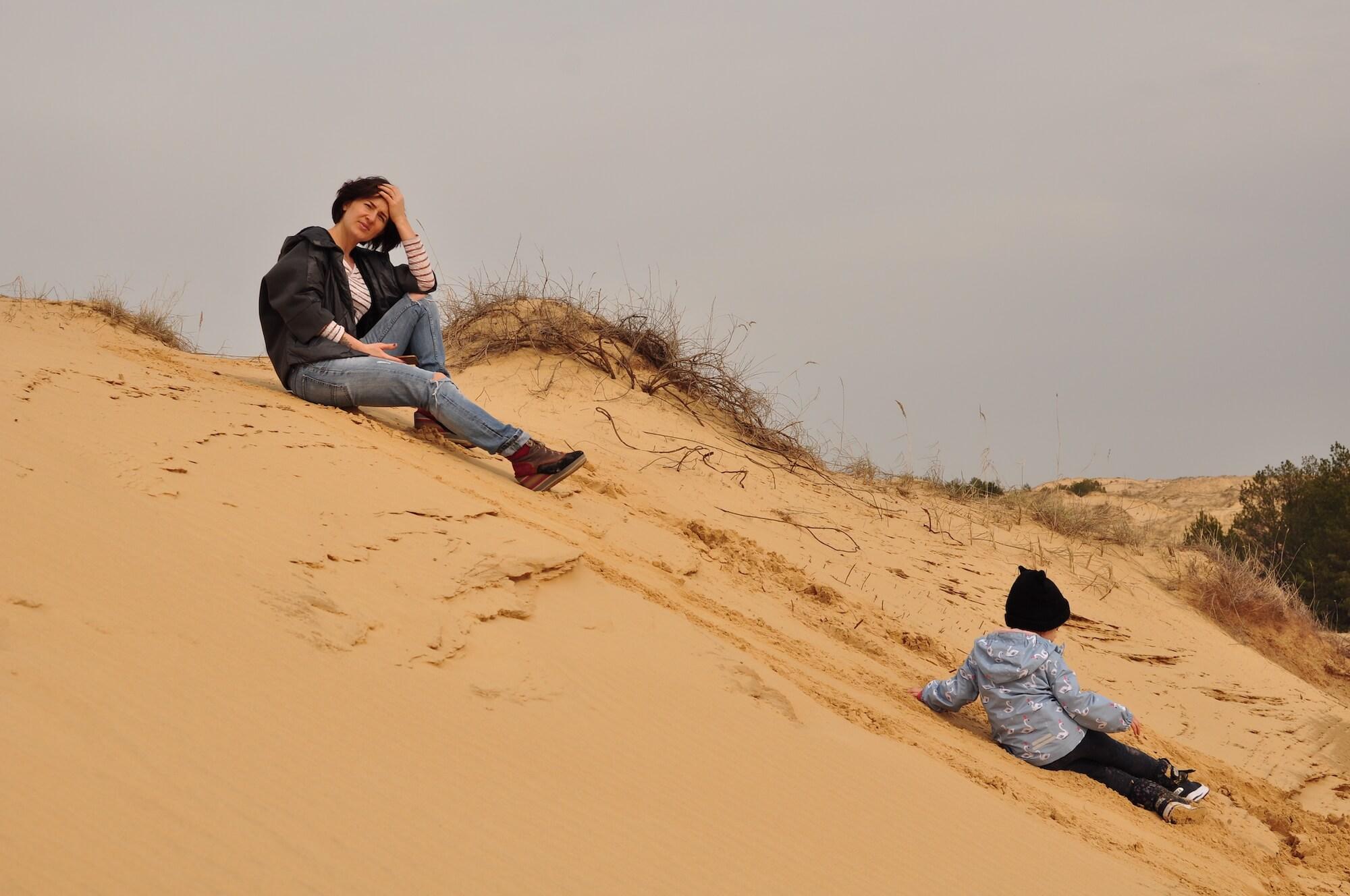 Олешковские пески