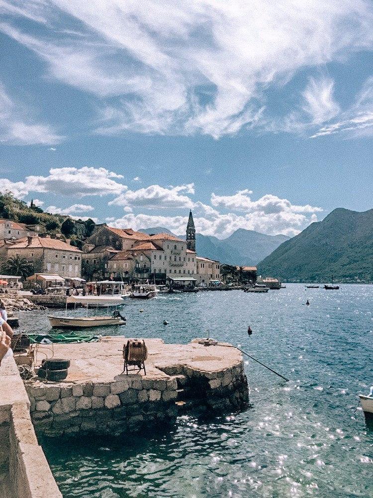 Пераст, Чорногорія