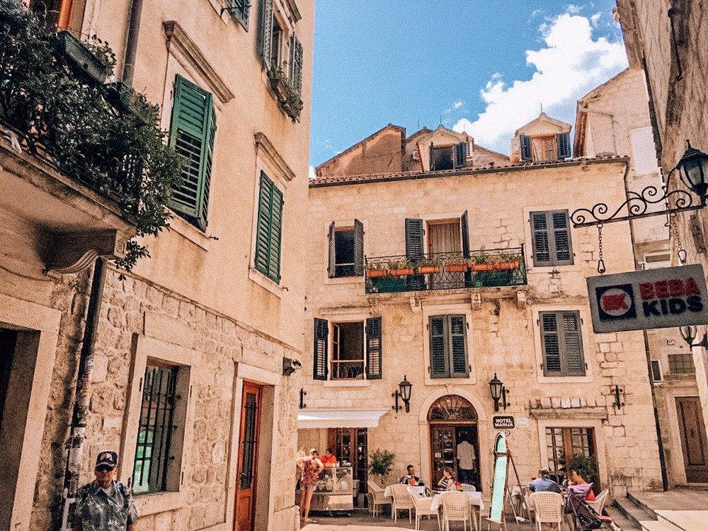 Котор - найгарніше місто Чорногорії