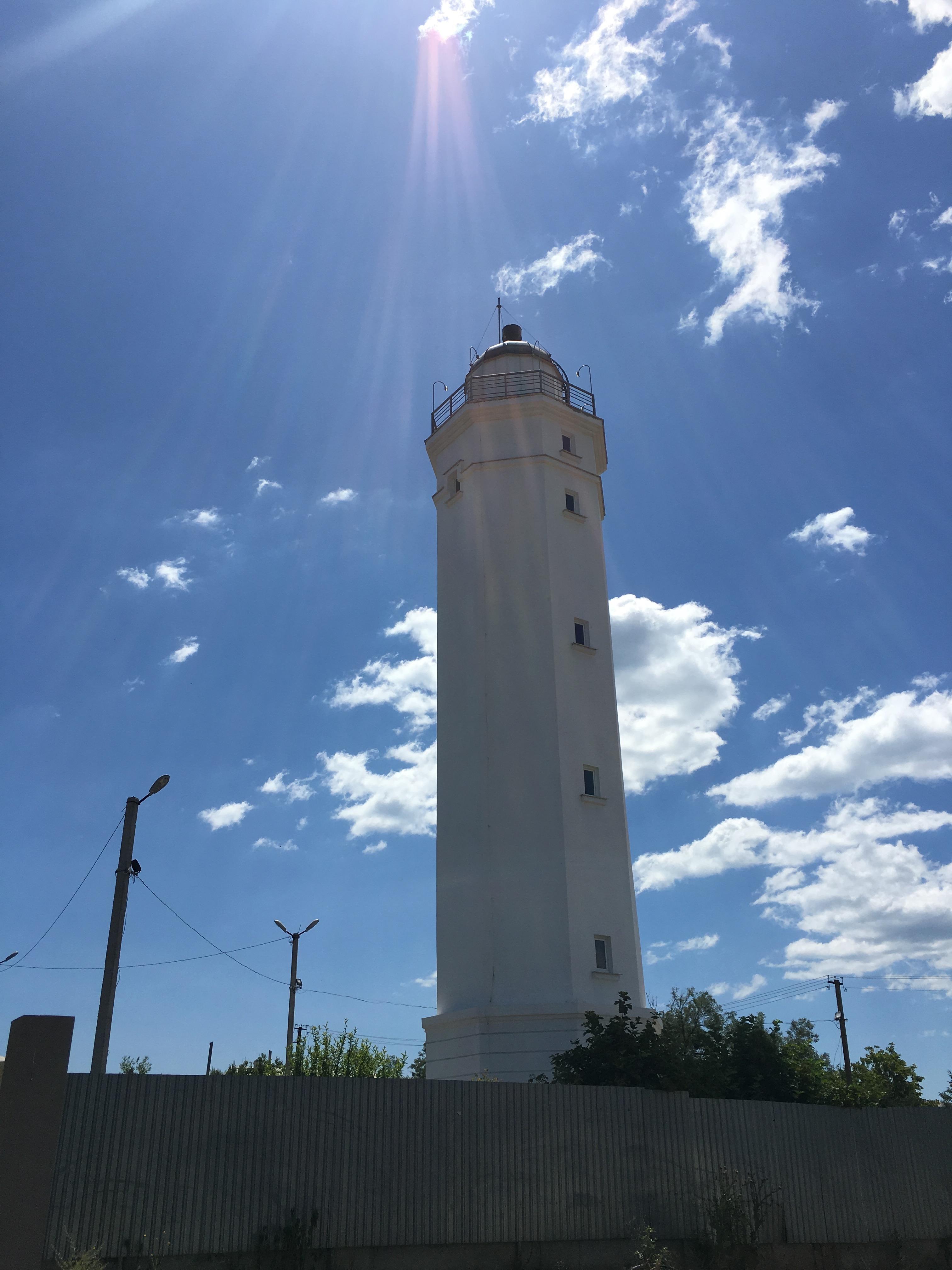 Санжейский убегающий маяк
