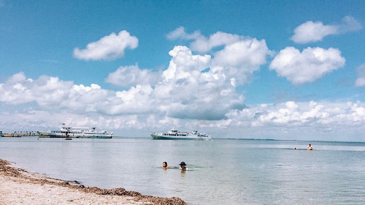Остров Джарылгач - рай на земле