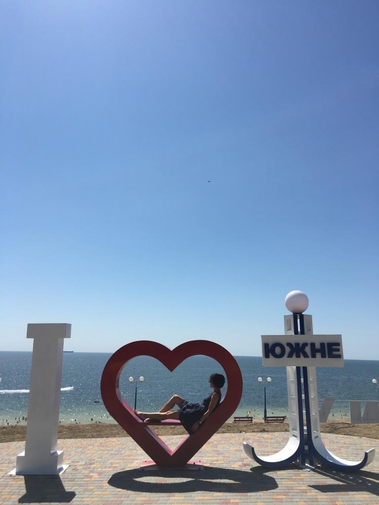 куда поехать на море в украине