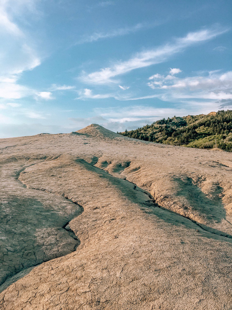 грязевые вулкканы