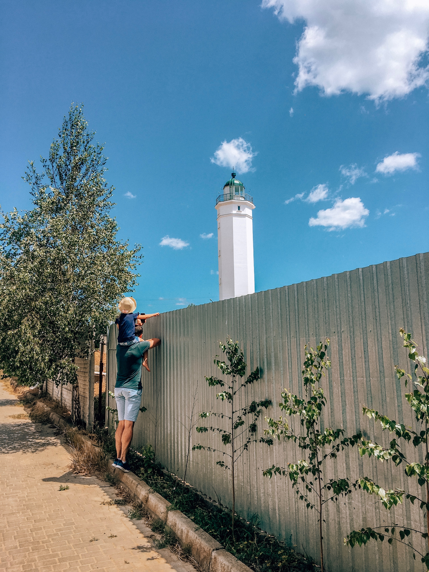 Санжейский  маяк