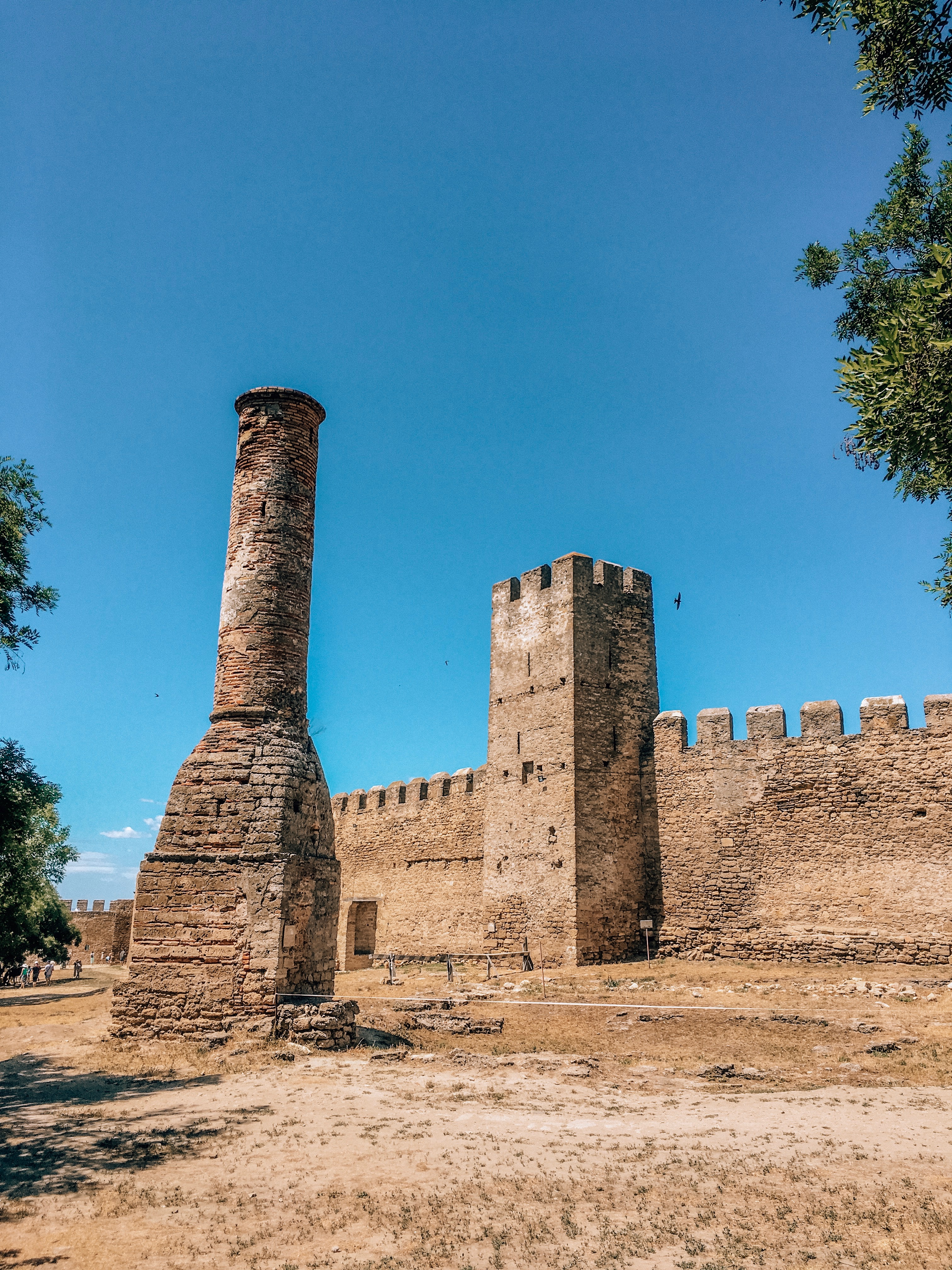 белгород - Днестровская крепость