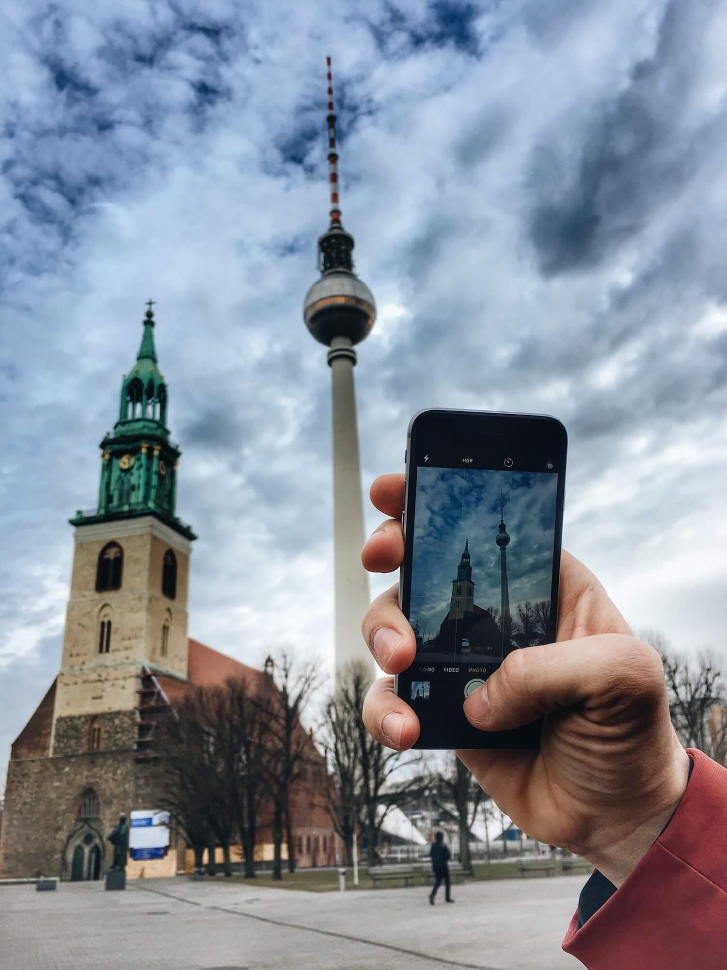 Берлин бесплатно