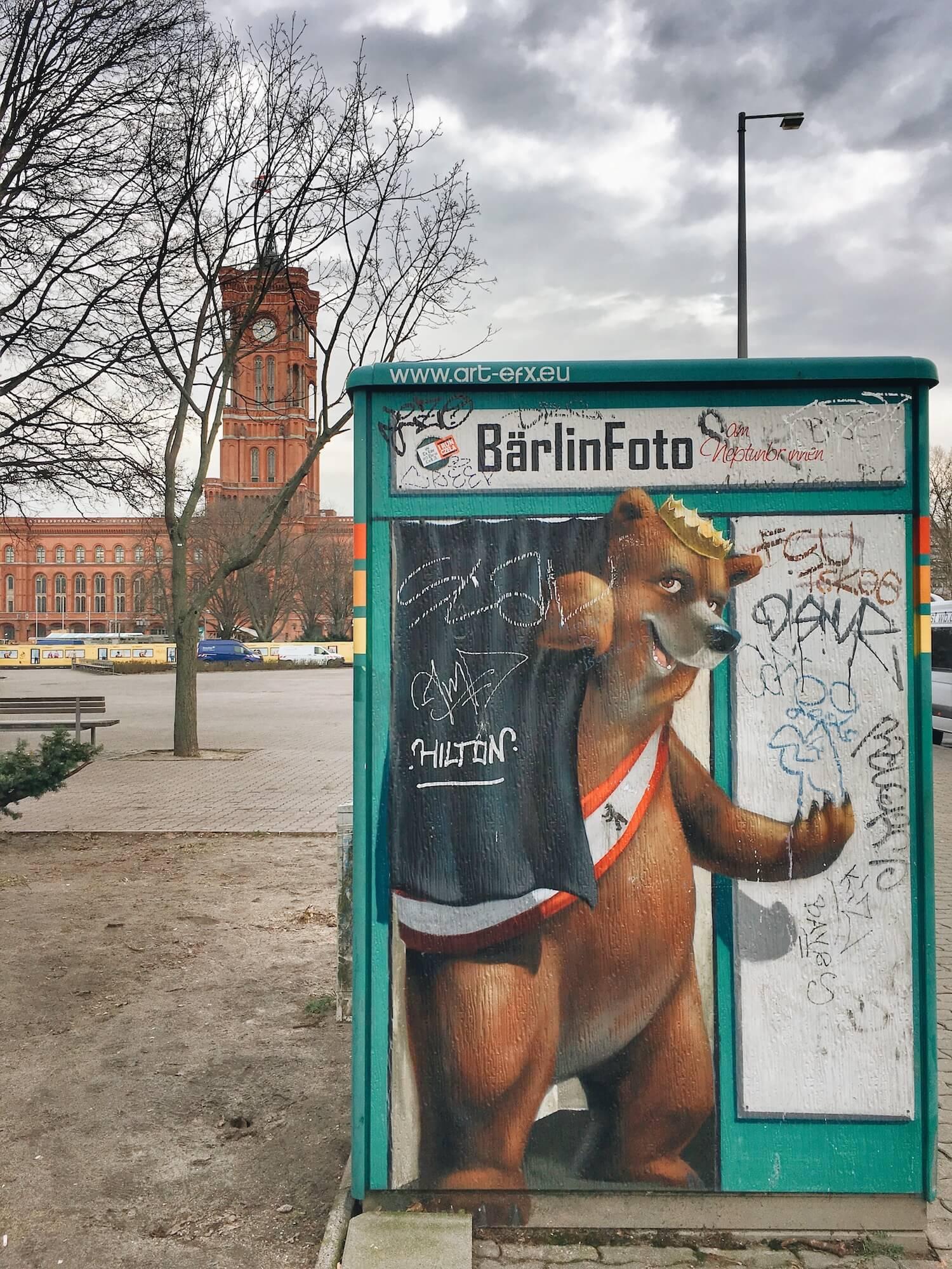 Берлинский мишка