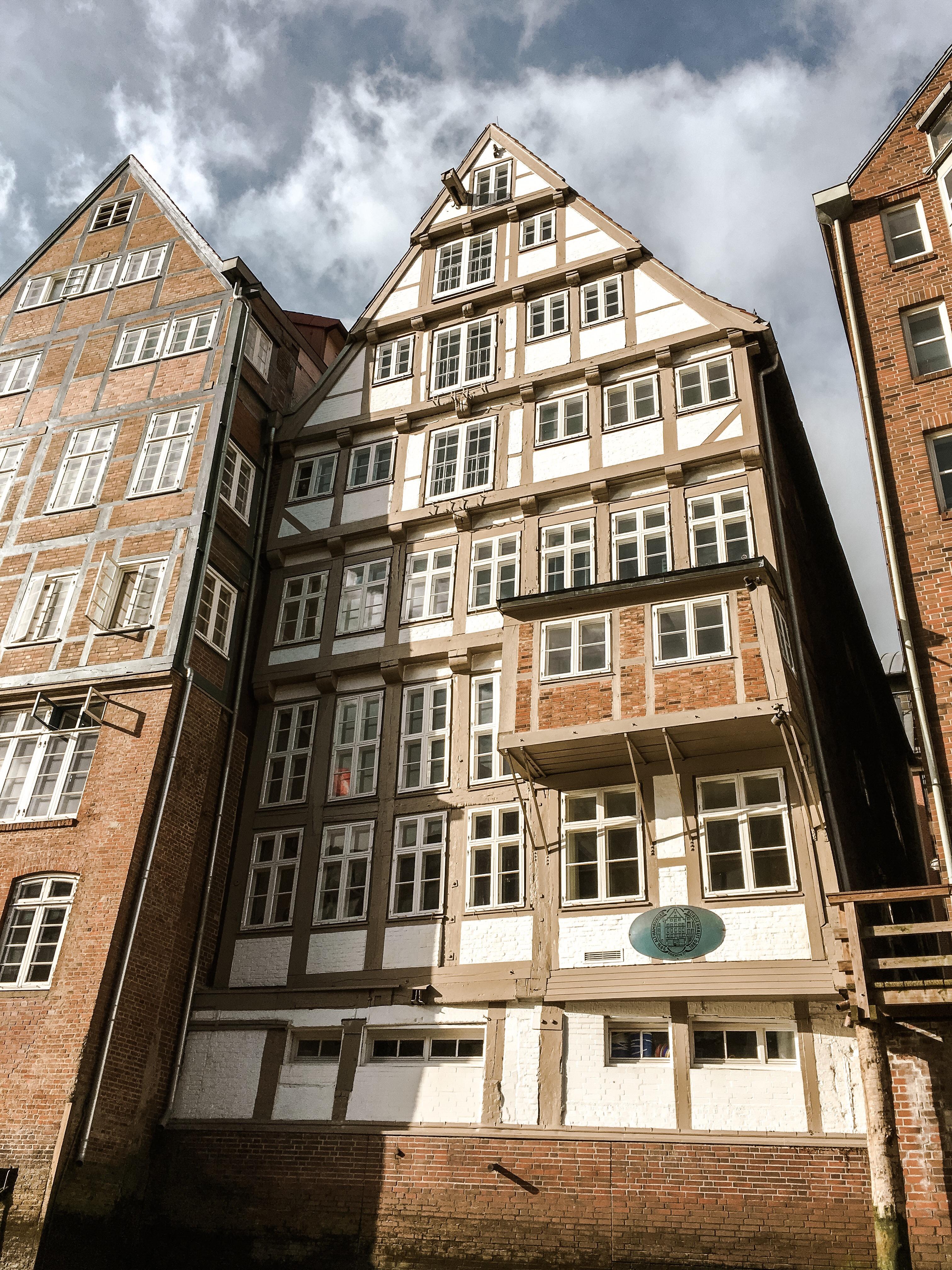 Старый город Гамбурга