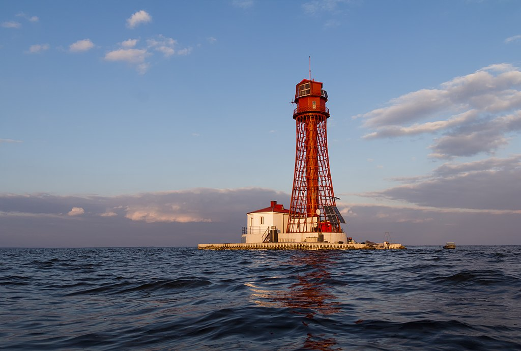 Аджигольский Гиперболоидный маяк