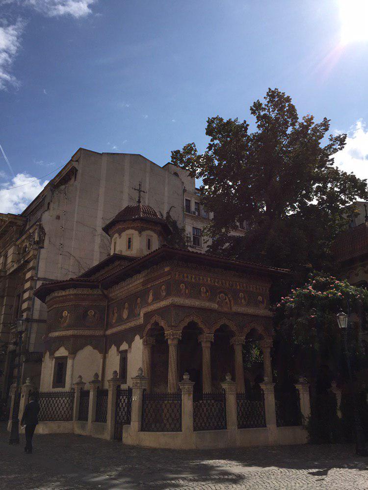 Церковь Ставрополеос
