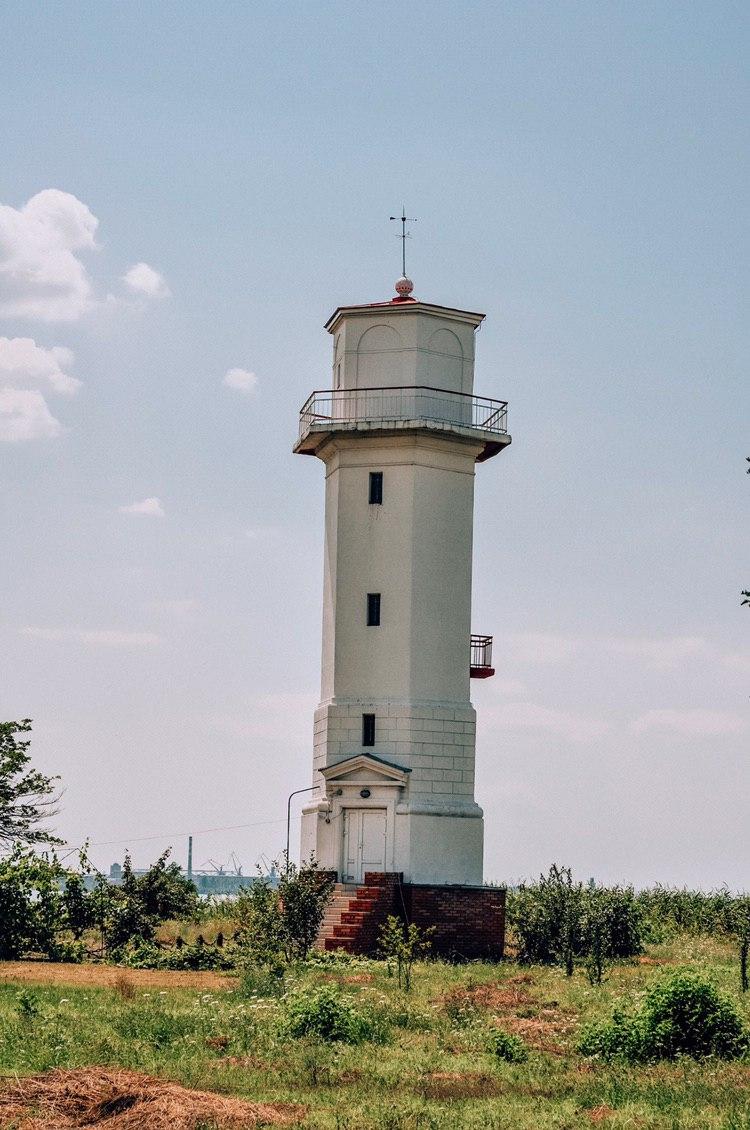 Сиверсов маяк в Николаеве