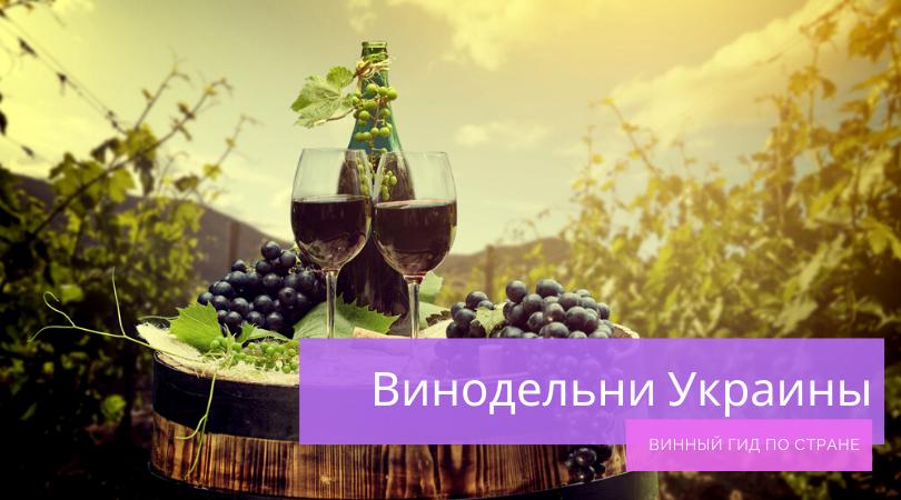 Виноградники Украины: где делают вино в Николаеве и области? Винные шато страны
