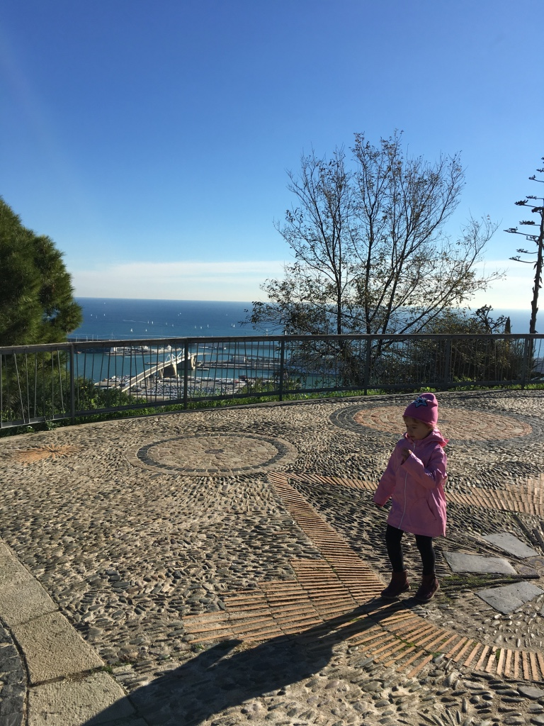 Барселона с детьми