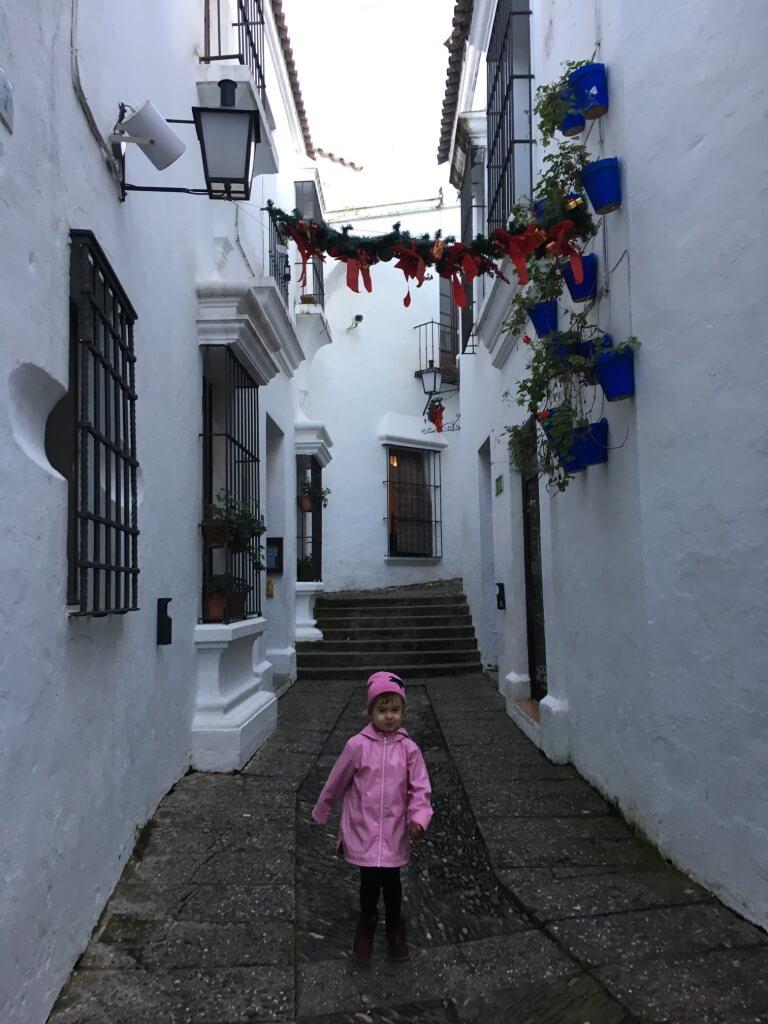 Испанская деревня, Барселона с детьми