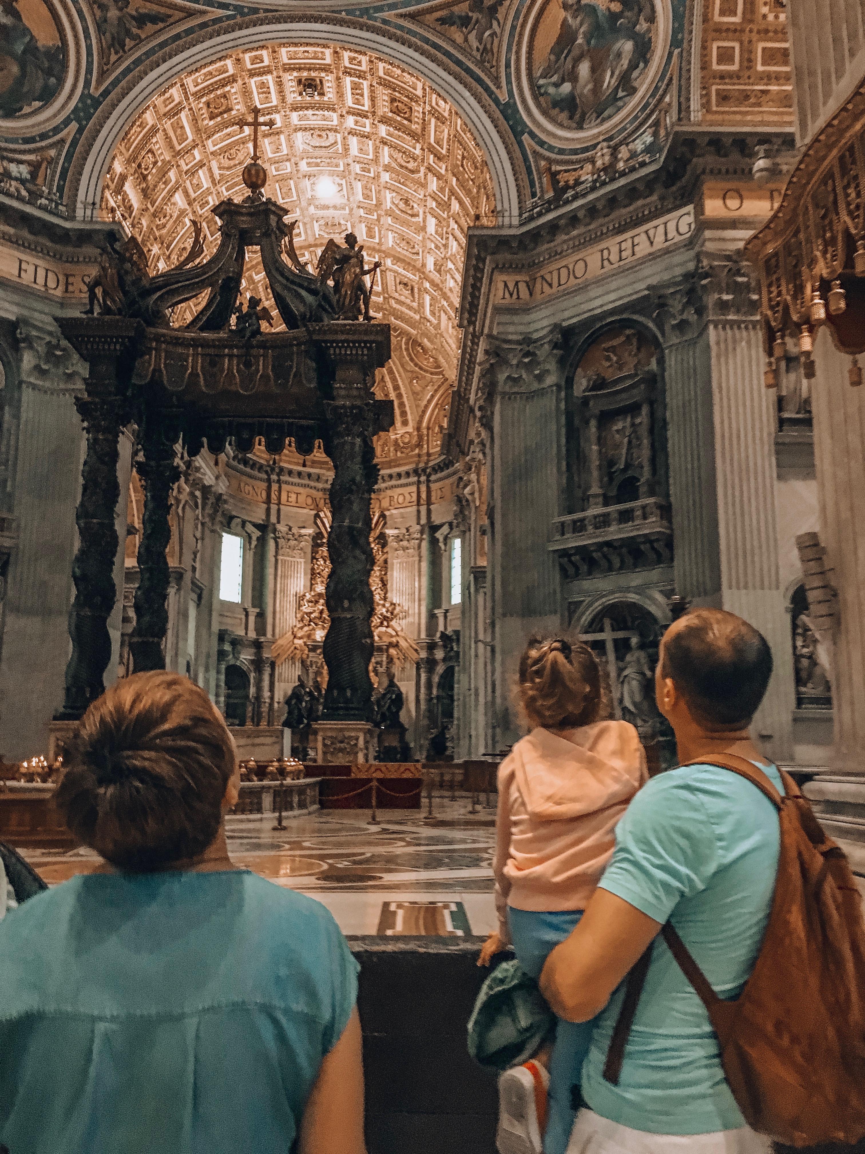 базилика святого петра в риме