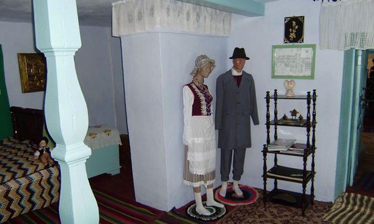 этнографический дом-музей «Усадьба немца-колониста»