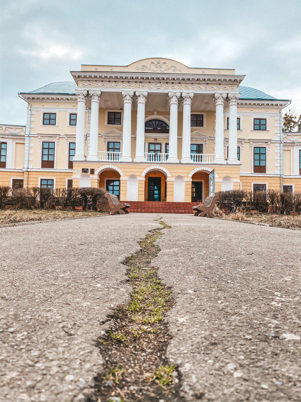 Палац Грохольських-Можайських