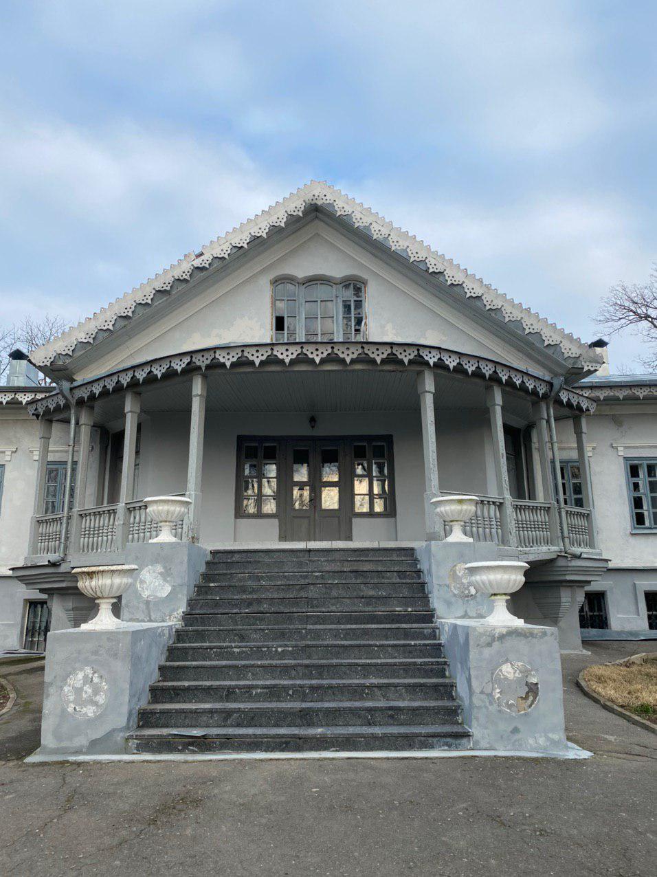 Національний музей-садиба М.І. Пирогова