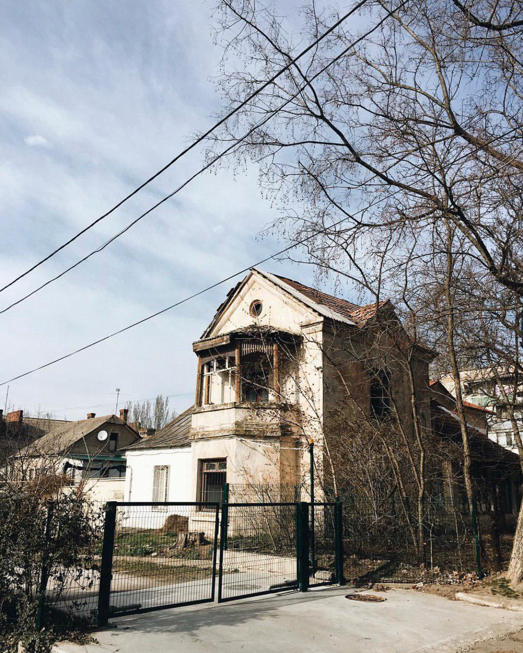 Дом Растворова, Сухой Фонтан