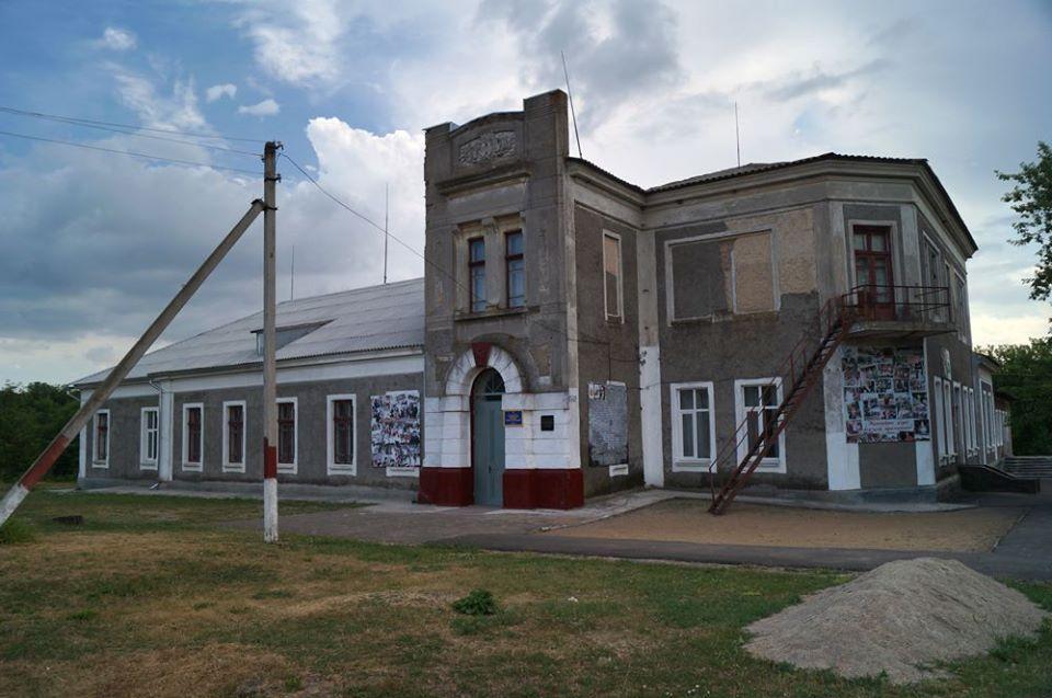 Садибний будинок Скаржинських. Трикрати, Вознесенський район, Миколаївська область