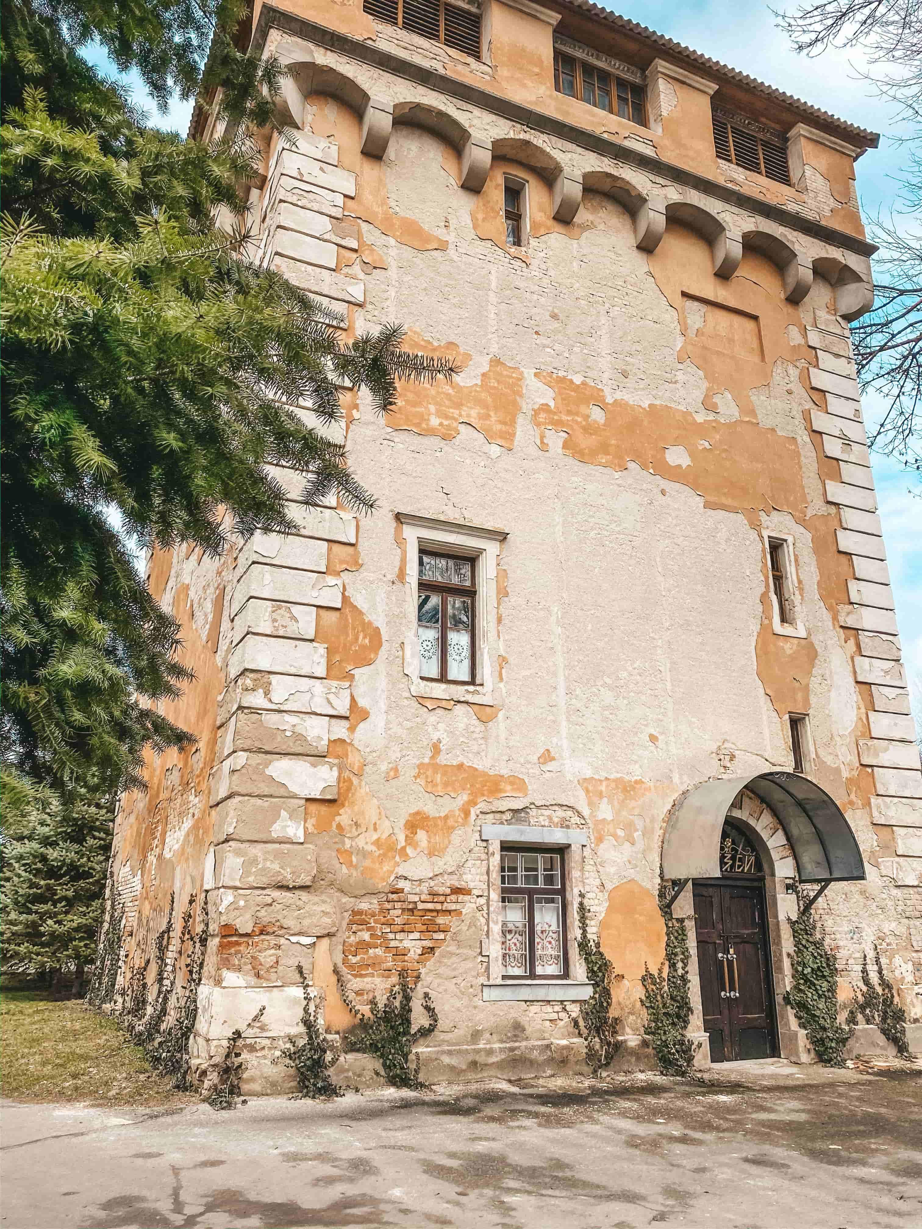 палац княгині Щербатової