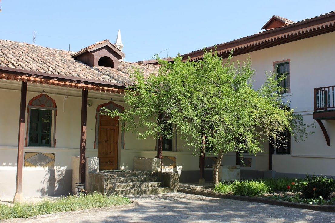 Дворец Хана Бахчисарай