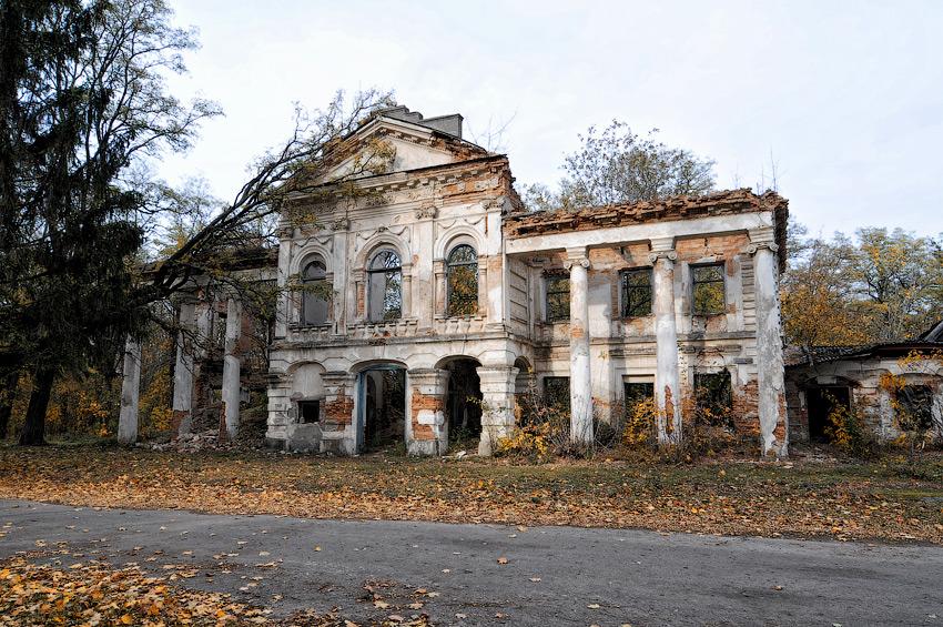 рудое село