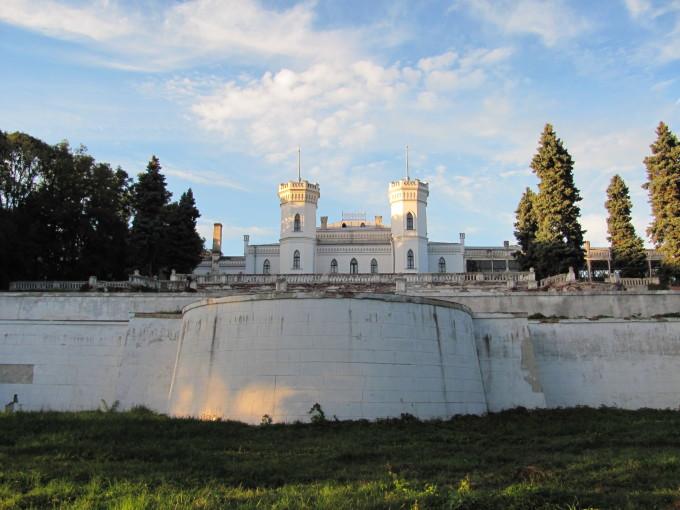 Шарівський замок - ідея для гарного вихідного