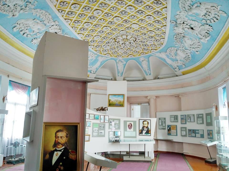 Палац Грохольських в Вороновиці