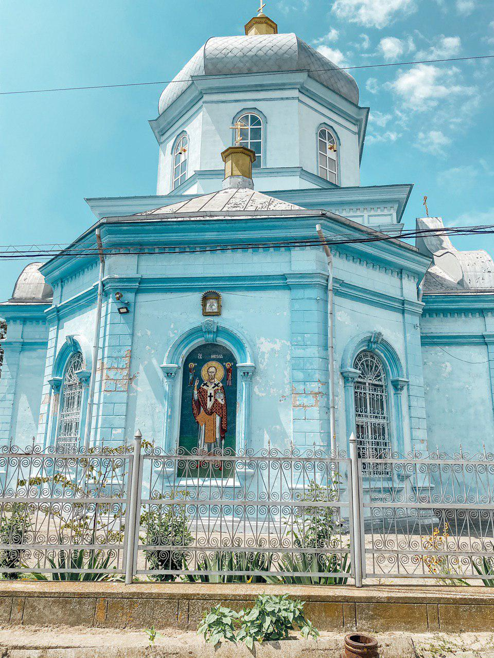 Старообрядческий Храм Святого Николы-Чудотворца