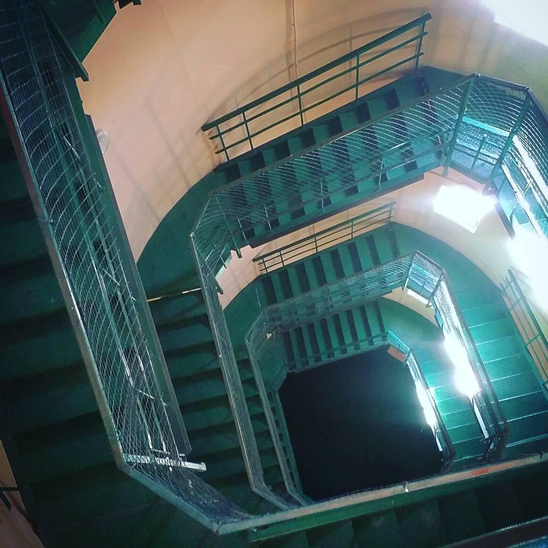 сходи Санжейського маяка