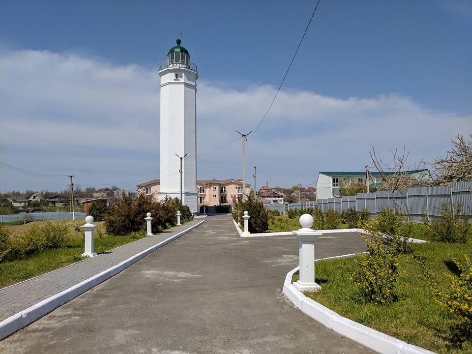 Санжкейський маяк