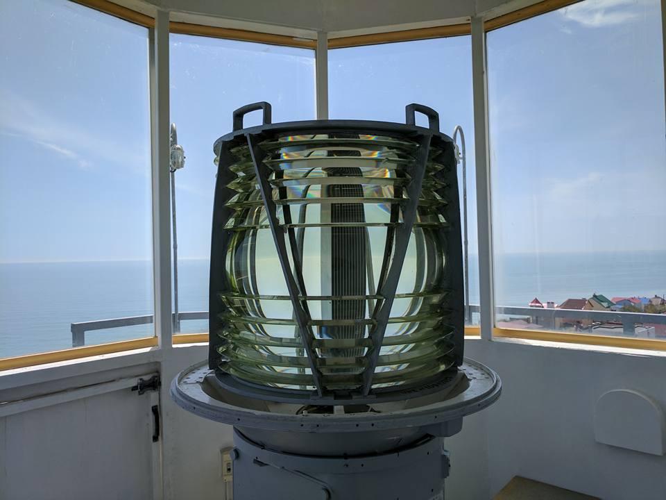 лампа Санжейського маяка