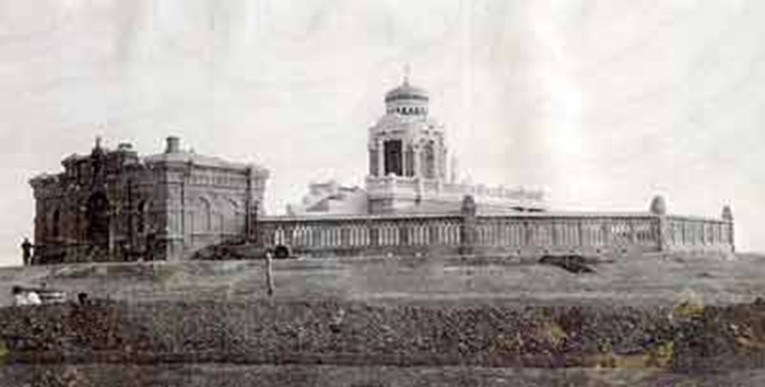 історичне фото, склеп Фальй-Фейн