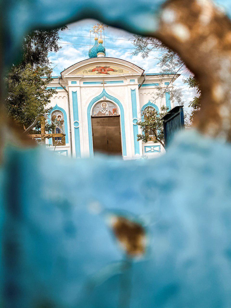 аркасівська церква